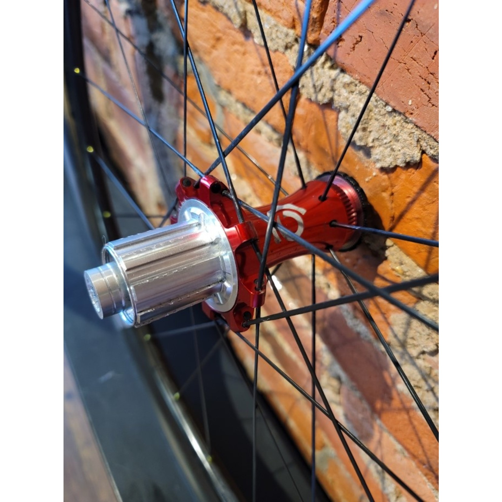 Used Industry Nine .65 Wheelset Red/Green
