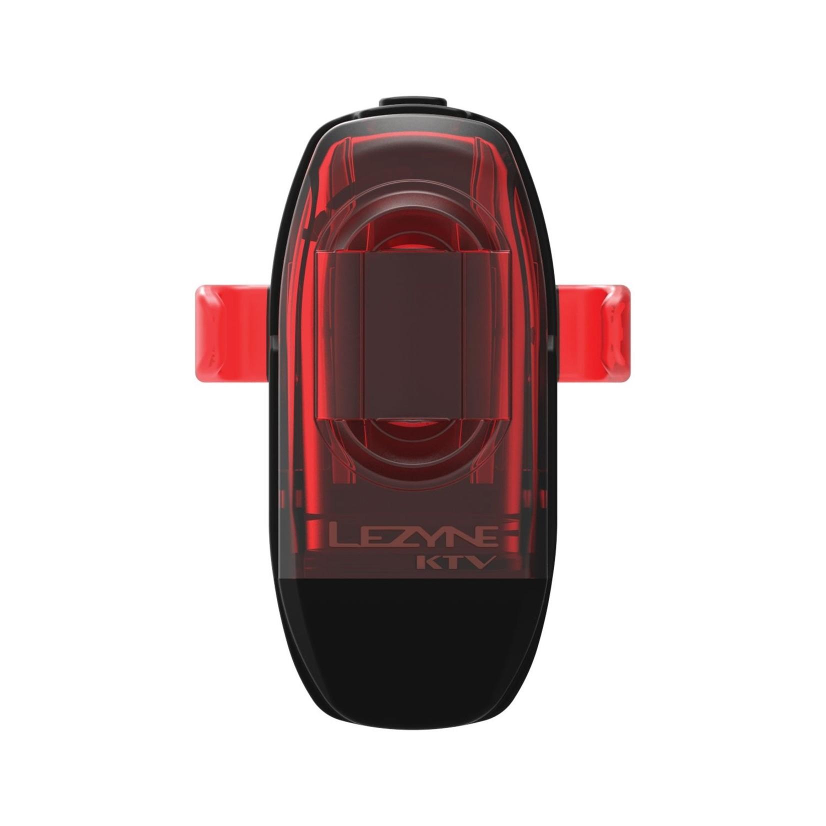 Lezyne KTV DRIVE USB REAR BLACK