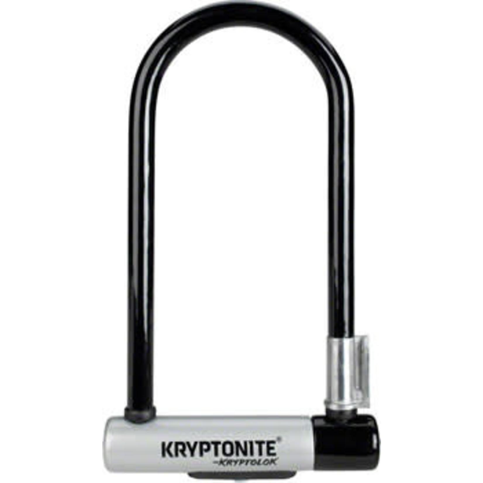 """Kryptonite KryptoLok U-Lock - 4 x 9"""""""