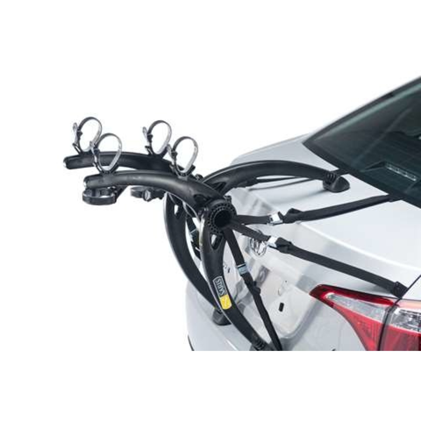 Saris Bones Trunk Rack: 2 Bike