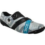 Bont BONT Riot Road+ BOA Cycling Shoe: Euro 49 Pearl White/Black