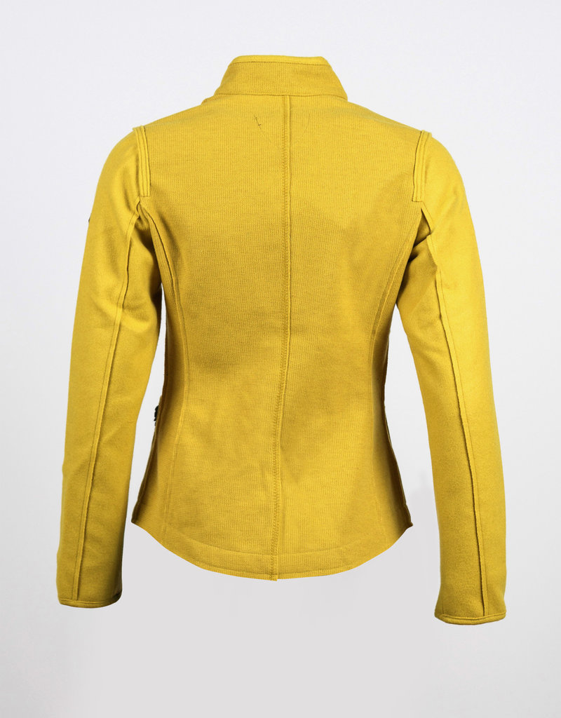 Inez Strick Wool Fleece Jacket