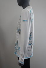 Buzo Active Str Ada Long Sleeve Half-Zip