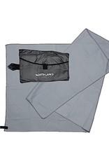 Microfibre Towel Small - Light Grey