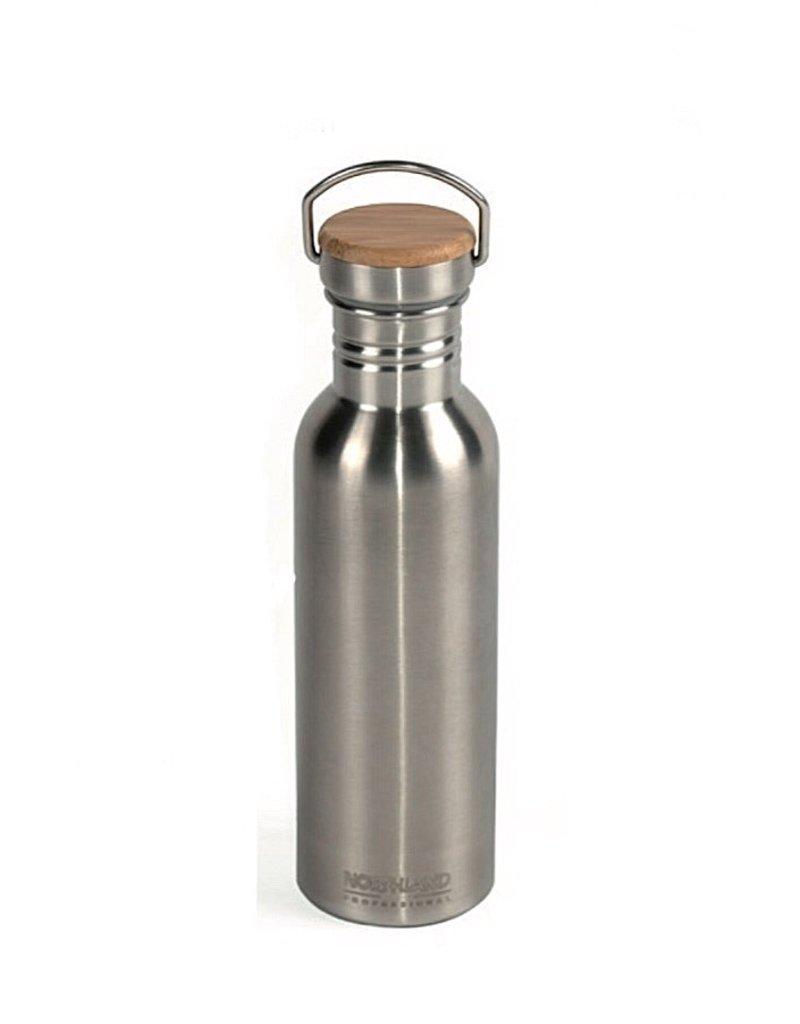 Bambus Thermo Flasche