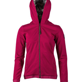 Fabienne Hooded Sweat Jacket