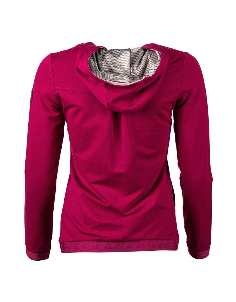Fabienne Hooded Sweat Jacket