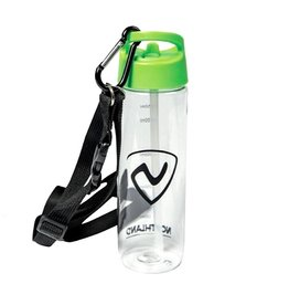 Tritan Logo Bottle 500 - Trans/Green
