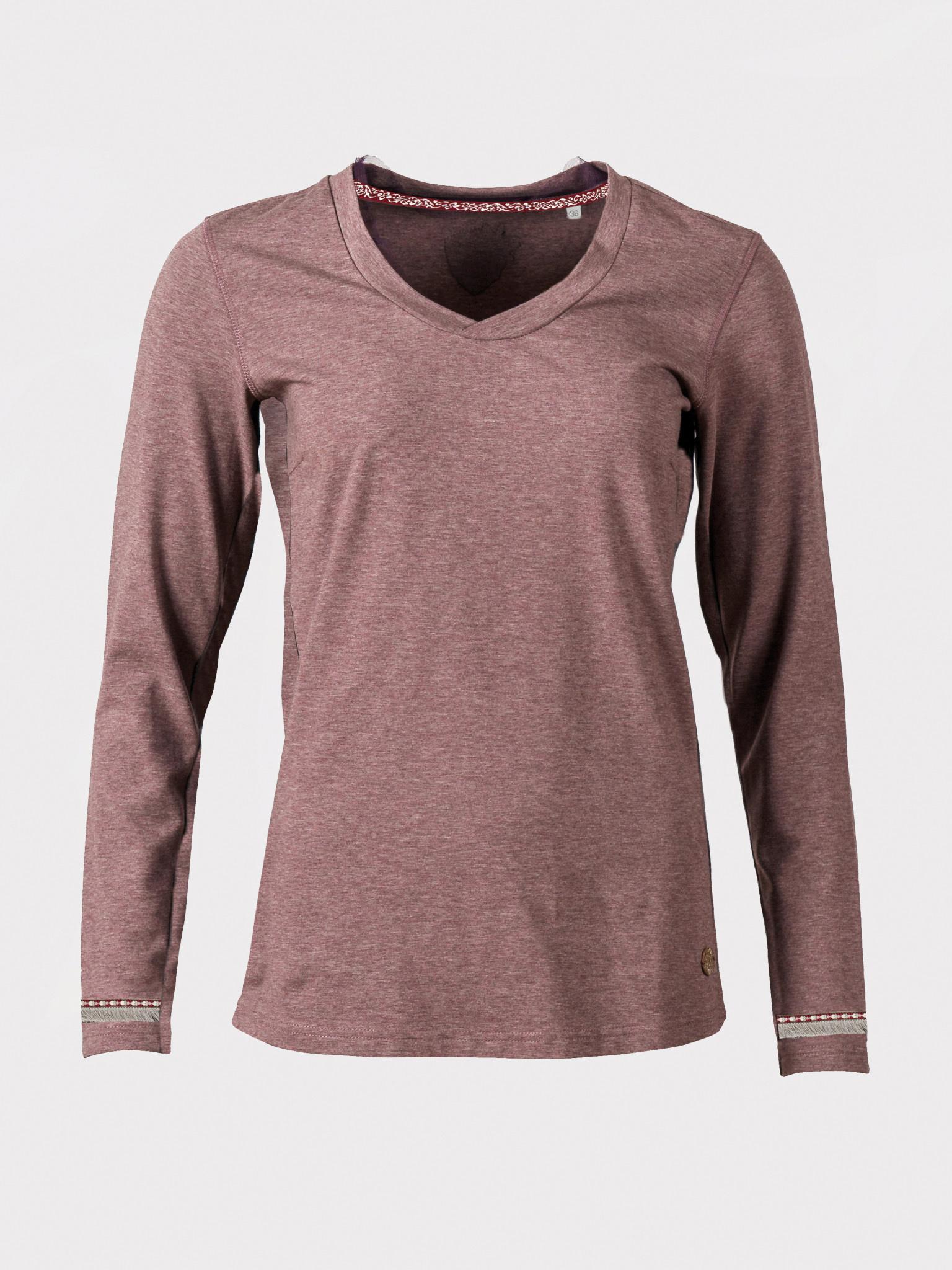 Nica Langarm T-Shirt - Northland USA