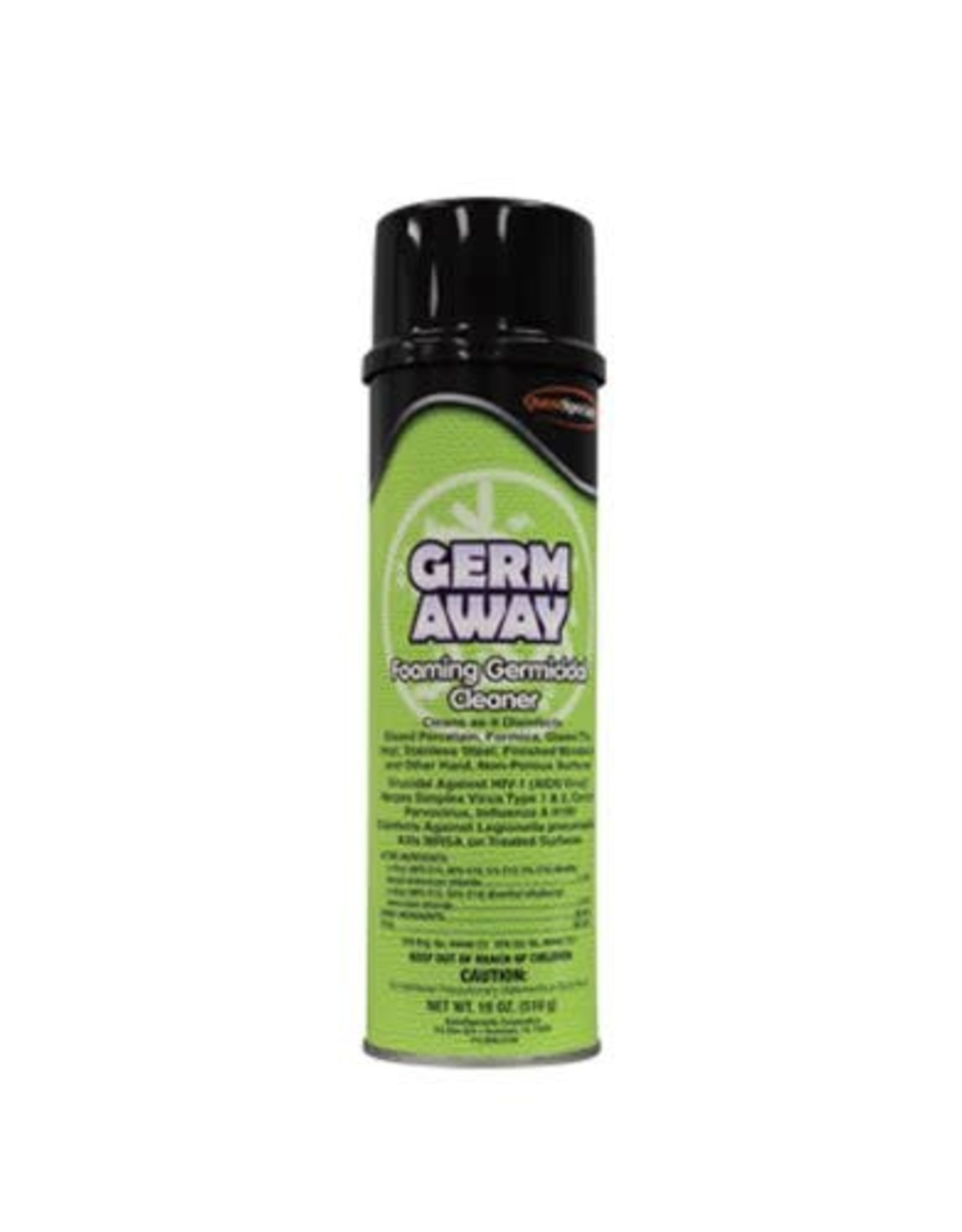 Germ Away Foaming Disinfectact Can