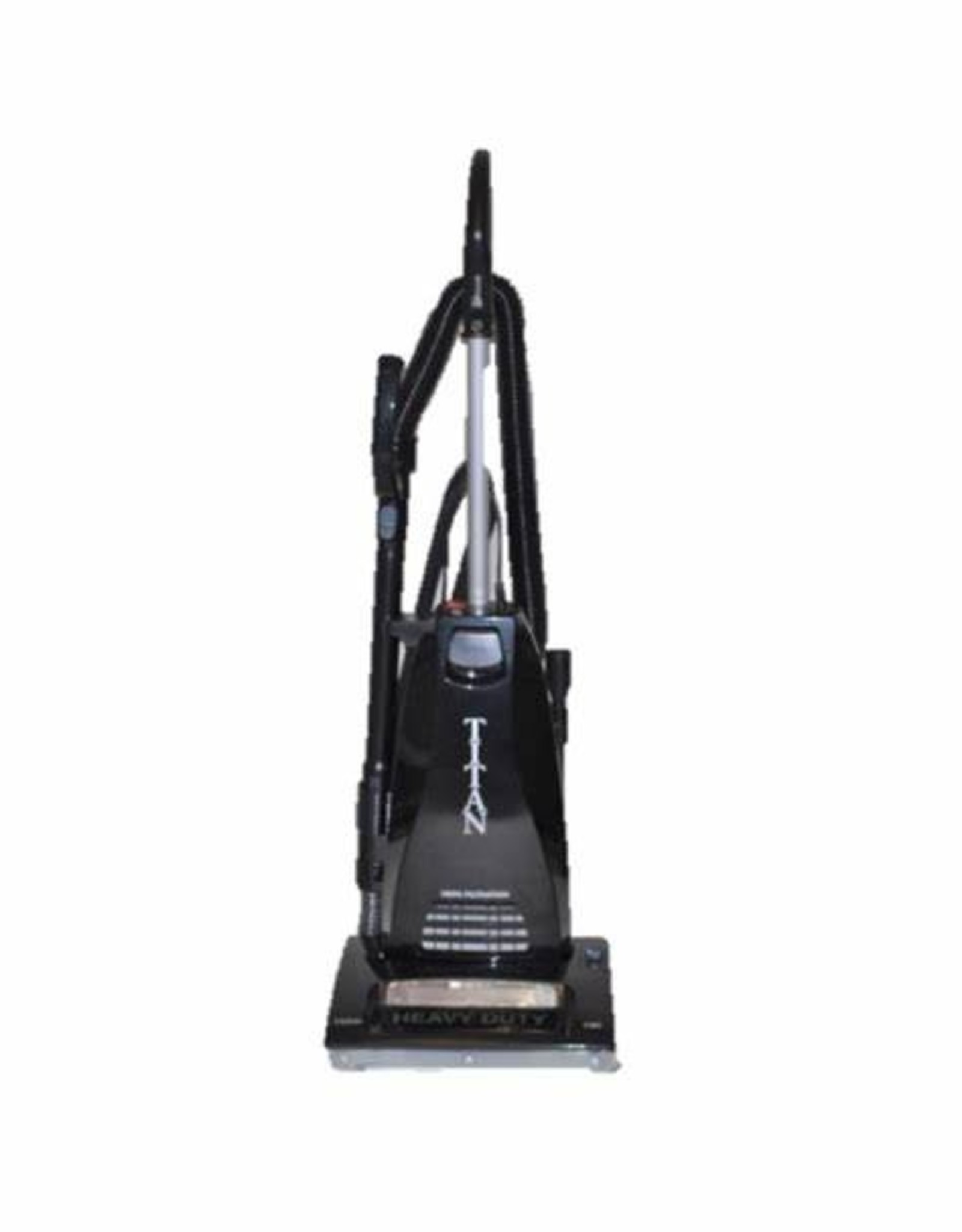 Titan Titan T4000.2 Upright Vacuum W/ Brush Switch And On Baord Tools