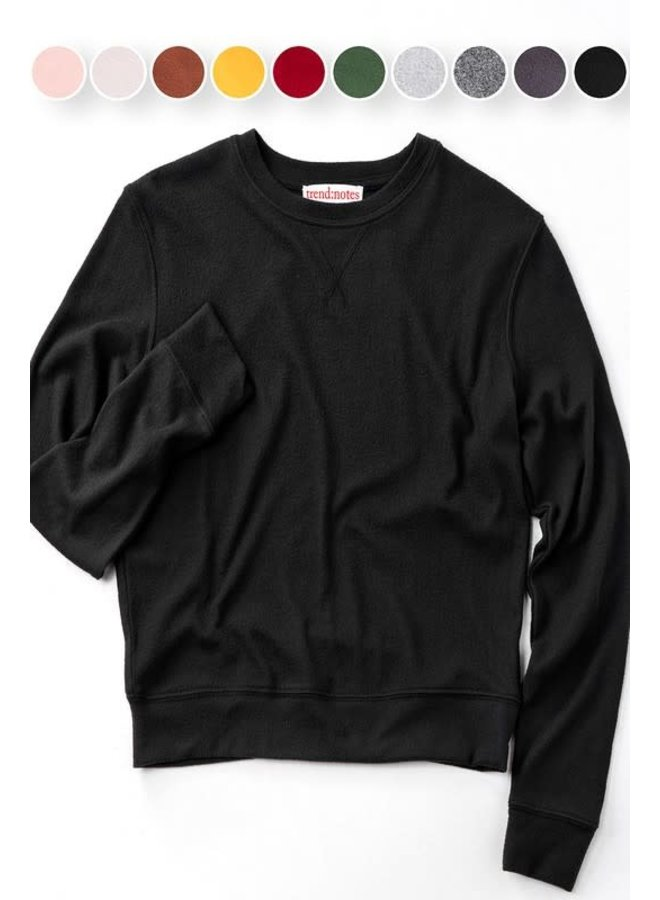 Fleece Crew neck Sweat Shirt