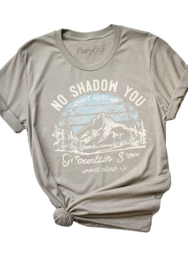 No Shadow stone tee