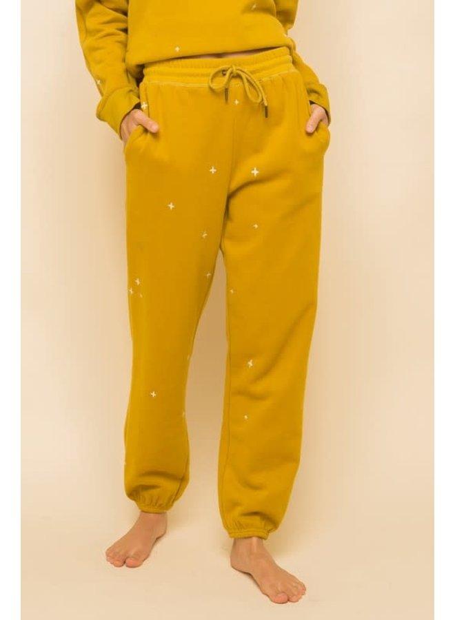 mustard jogger