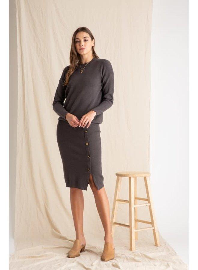 Chrisley Sweater knit top