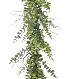 Melrose International Eucalyptus Garland