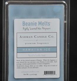 ASHMAN Beanie Melts - Hawaiian Ice