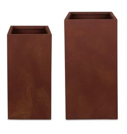 Melrose International Tall Planters Containers