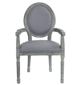Melrose International Captains Chair (Set of 2)