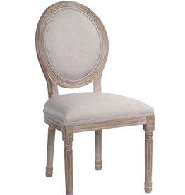 "Melrose International Chair (Set of 2) 20""x38""H Wood"