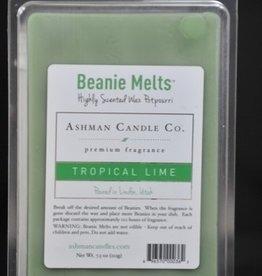 ASHMAN Beanie Melts - Tropical Lime