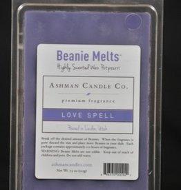ASHMAN Beanie Melts - Love Spell
