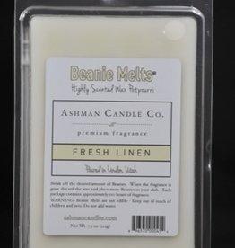 ASHMAN Beanie Melts - Fresh Linen