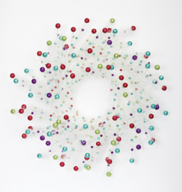 "Melrose International Wreath 24""D Plastic/Foam"