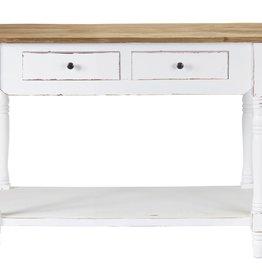 Melrose International Sofa Table
