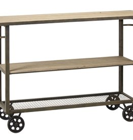 Melrose International Cart On Wheels