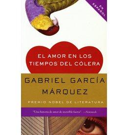 Vintage Español El Amor En Los Tiempos de Colera - Gabriel García Márquez