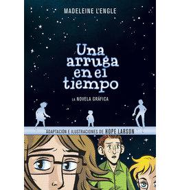 Random Cómics Una Arruga en el Tiempo: La Novela Gráfica - Madeline L'Engle, Hope Larson