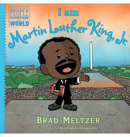 Dial Books I Am Martin Luther King Jr. - Brad Meltzer, Christopher Eliopoulos