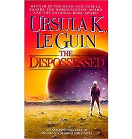 Harper Voyager The Dispossessed - Ursula K. LeGuin