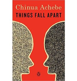 Penguin Books Things Fall Apart - Chinua Achebe