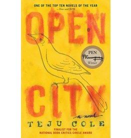 Random House Trade Paperbacks Open City: A Novel - Teju Cole