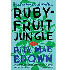 Bantam Rubyfruit Jungle: A Novel - Rita Mae Brown