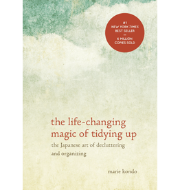 Ten Speed Press The Life Changing Magic of Tidying Up - Marie Kondo