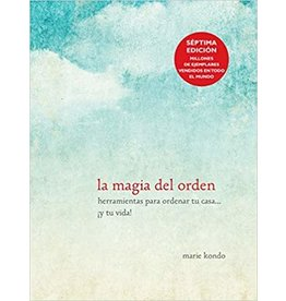 Aguilar La Magica del Orden - Marie Kondo