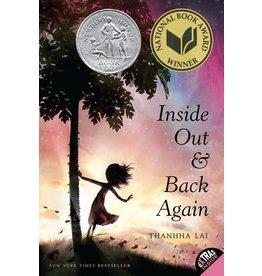 HarperCollins Inside Out & Back Again - Thanhha Lai