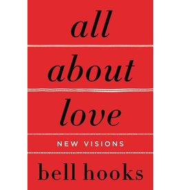 William Morrow Paperbacks All About Love - bell hooks