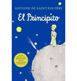 Mariner Books El Principito - Antoine de Saint-Exupéry, Bonifacio del Carril (tr.)