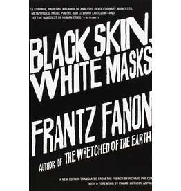 Grove Press Black Skin White Masks - Frantz Fanon