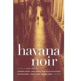 Akashic Books Havana Noir - Achy Obejas, ed.