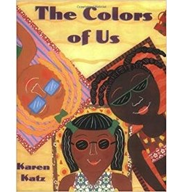 Square Fish The Colors of Us - Karen Katz