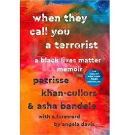 St. Martin's Press When They Call You a Terrorist: A Black Lives Matter Memoir - Patrisse Khan-Cullors, asha bandele, Angela Davis