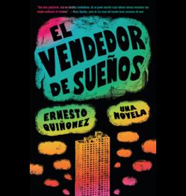 Vintage Español El Vendedor de Sueños - Ernesto Quinonez