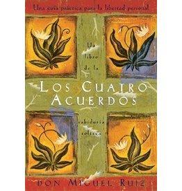 Amber-Allen Publishing Los Cuatro Acuerdos: Una Guia Practica Para La Libertad Personal - Don miguel Ruiz