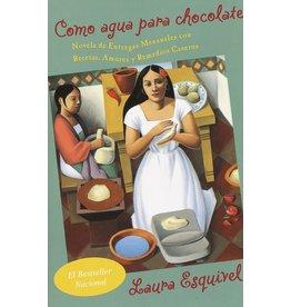 Vintage Español Como Agua Para Chocolate - Laura Esquivel