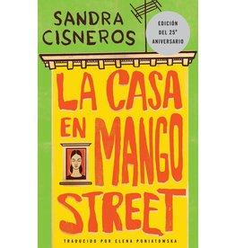 Vintage Español La Casa en Mango Street - Sandra Cisneros